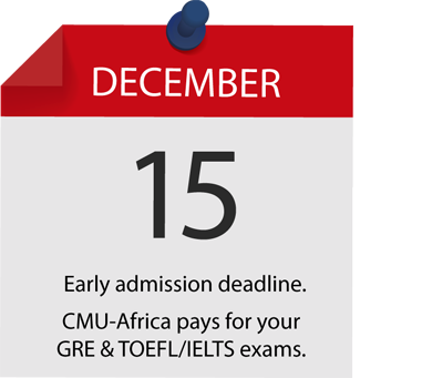 Early admission deadline