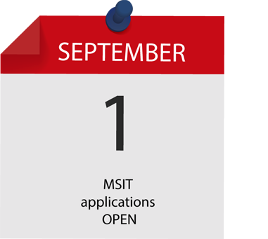 MSIT applications open